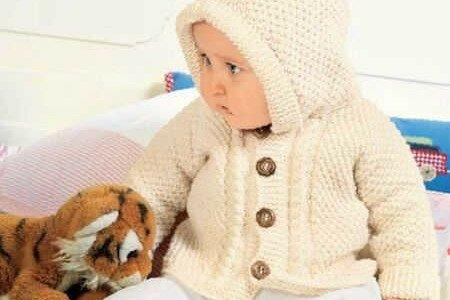 Вязание для ребенка на 2 года 906
