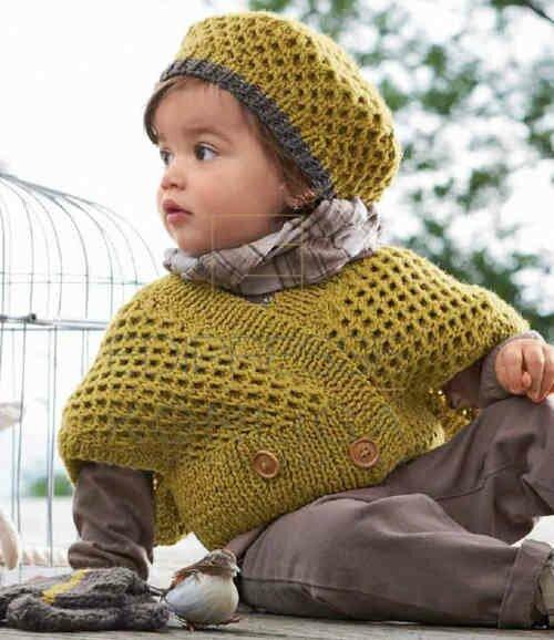 Вязание красивый жилет