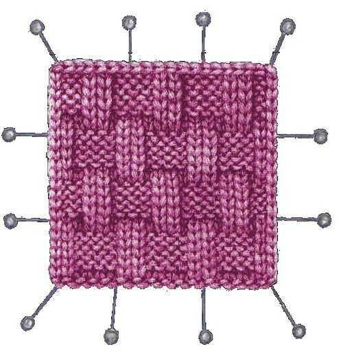 Вязание шарфа на спицах. Узоры. Обсуждение на 59