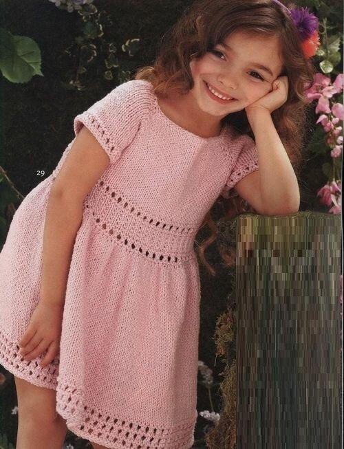 Вязание костюм на девочку 5 лет 199