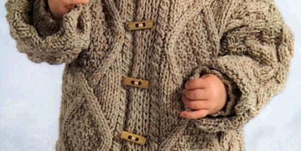 вязание спицами для годовалого мальчика